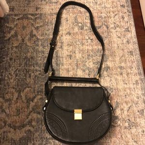Black Sancia babylon bar bag